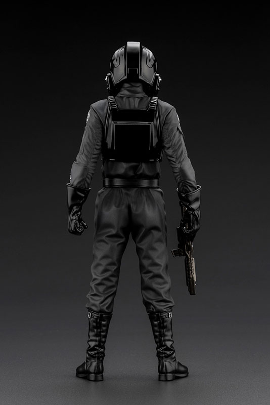 ARTFX+『タイ・ファイター・パイロット』スター・ウォーズ 1/10 簡易組立キット-009