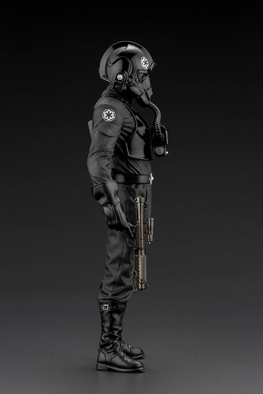ARTFX+『タイ・ファイター・パイロット』スター・ウォーズ 1/10 簡易組立キット-010