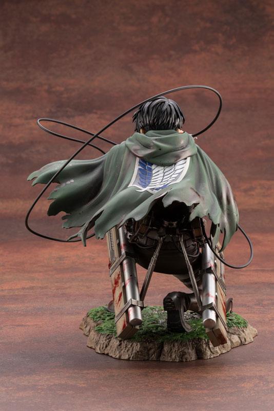 ARTFX J『リヴァイ Fortitude ver.』進撃の巨人 1/7 完成品フィギュア-006