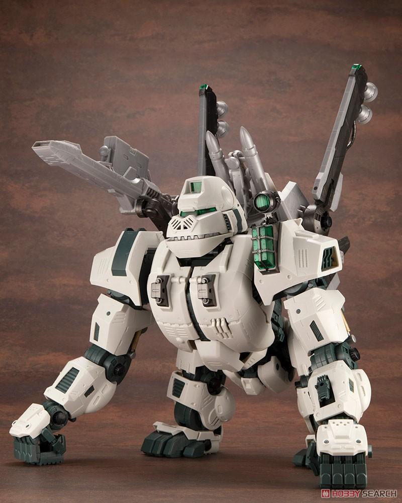 HMM『EZ-015 アイアンコングイエティ』ゾイド 1/72 プラモデル-001
