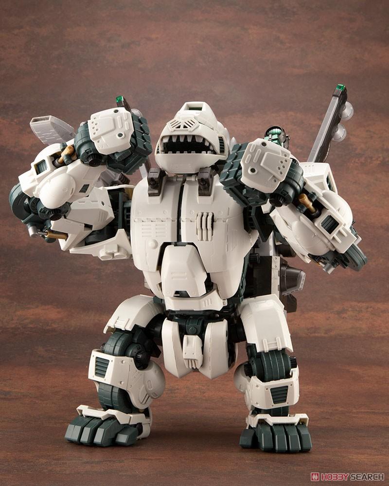 HMM『EZ-015 アイアンコングイエティ』ゾイド 1/72 プラモデル-003