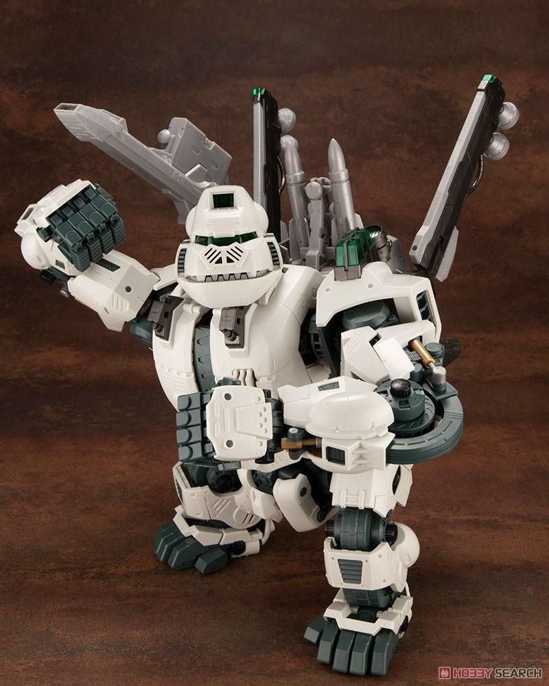 HMM『EZ-015 アイアンコングイエティ』ゾイド 1/72 プラモデル-004