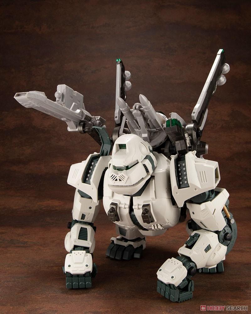 HMM『EZ-015 アイアンコングイエティ』ゾイド 1/72 プラモデル-006