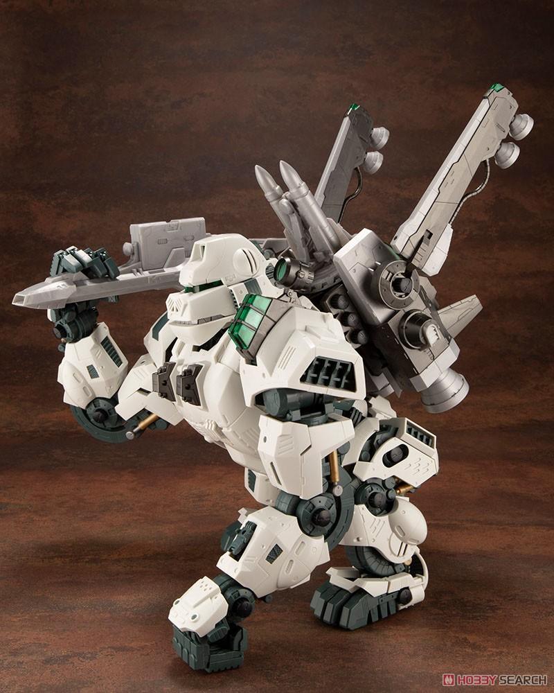 HMM『EZ-015 アイアンコングイエティ』ゾイド 1/72 プラモデル-007