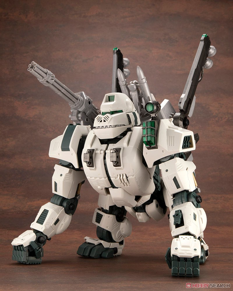 HMM『EZ-015 アイアンコングイエティ』ゾイド 1/72 プラモデル-009