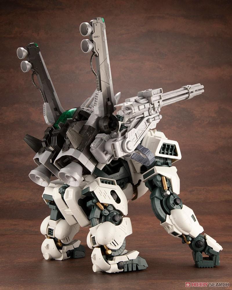 HMM『EZ-015 アイアンコングイエティ』ゾイド 1/72 プラモデル-010