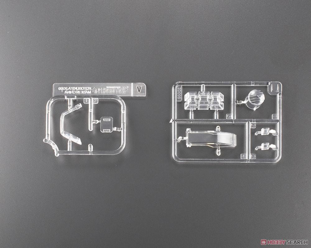 HMM『EZ-015 アイアンコングイエティ』ゾイド 1/72 プラモデル-012