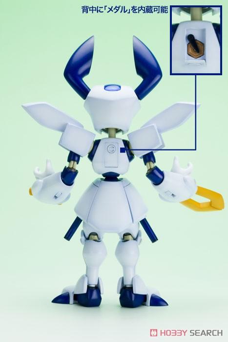 メダロット『KWG00-M ロクショウ』1/6 プラモデル-003