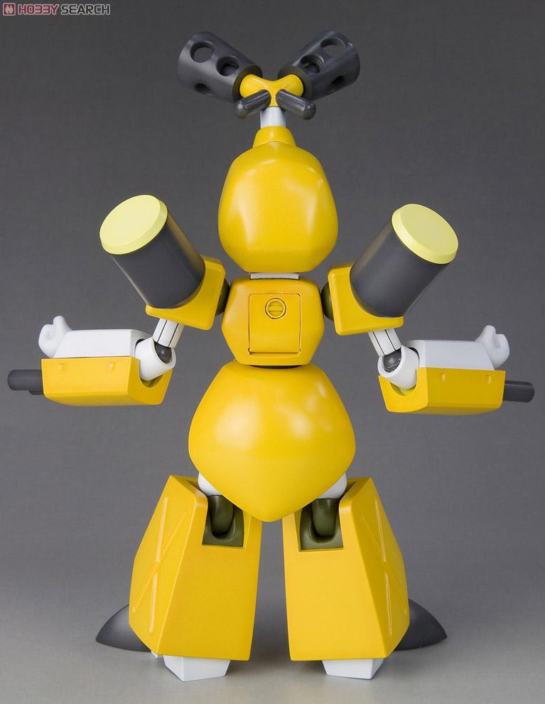 メダロット『KBT00-M メタビー』1/6 プラモデル-002