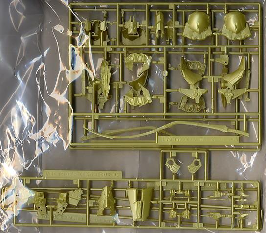 【再販】ファイブスター物語『ナイト・オブ・ゴールド Ver.3』1/144 プラモデル-003