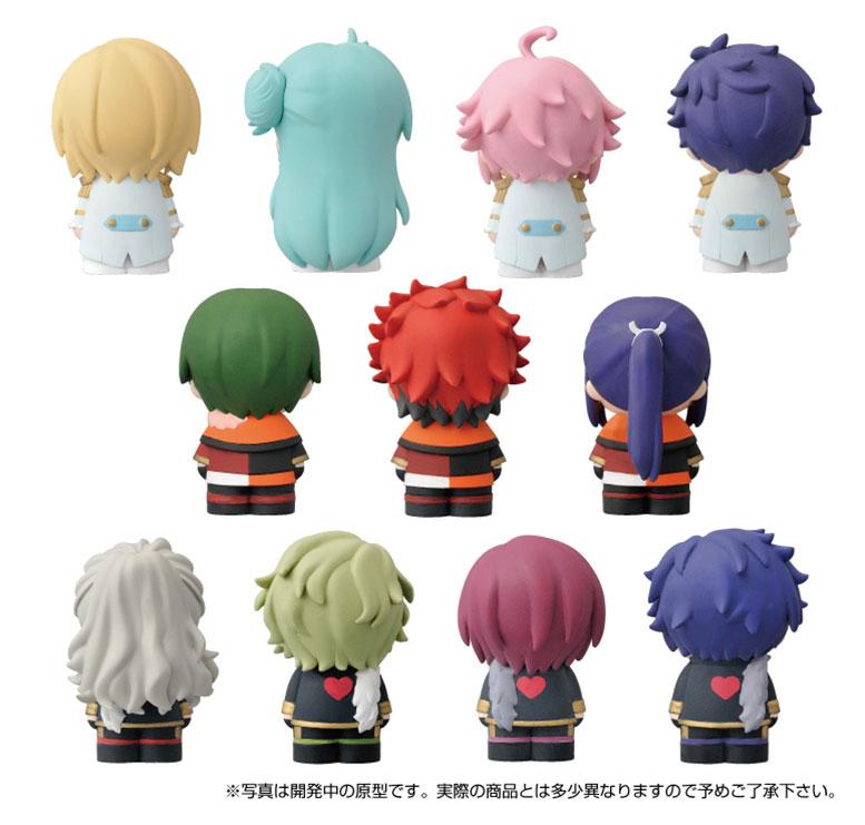 あんさんぶるスターズ!『ぱぺマス!! vol.4』11個入り1BOX-002