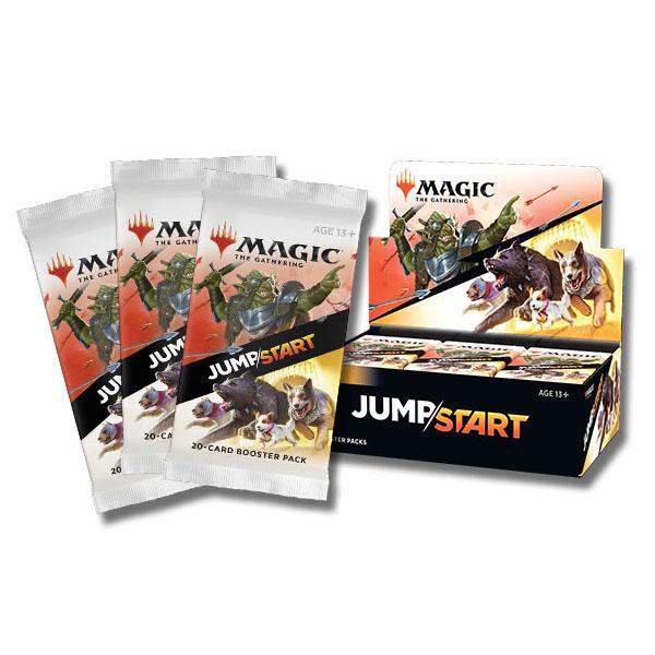 MTG『Jump Start(ジャンプ スタート)英語版』24パック入りBOX