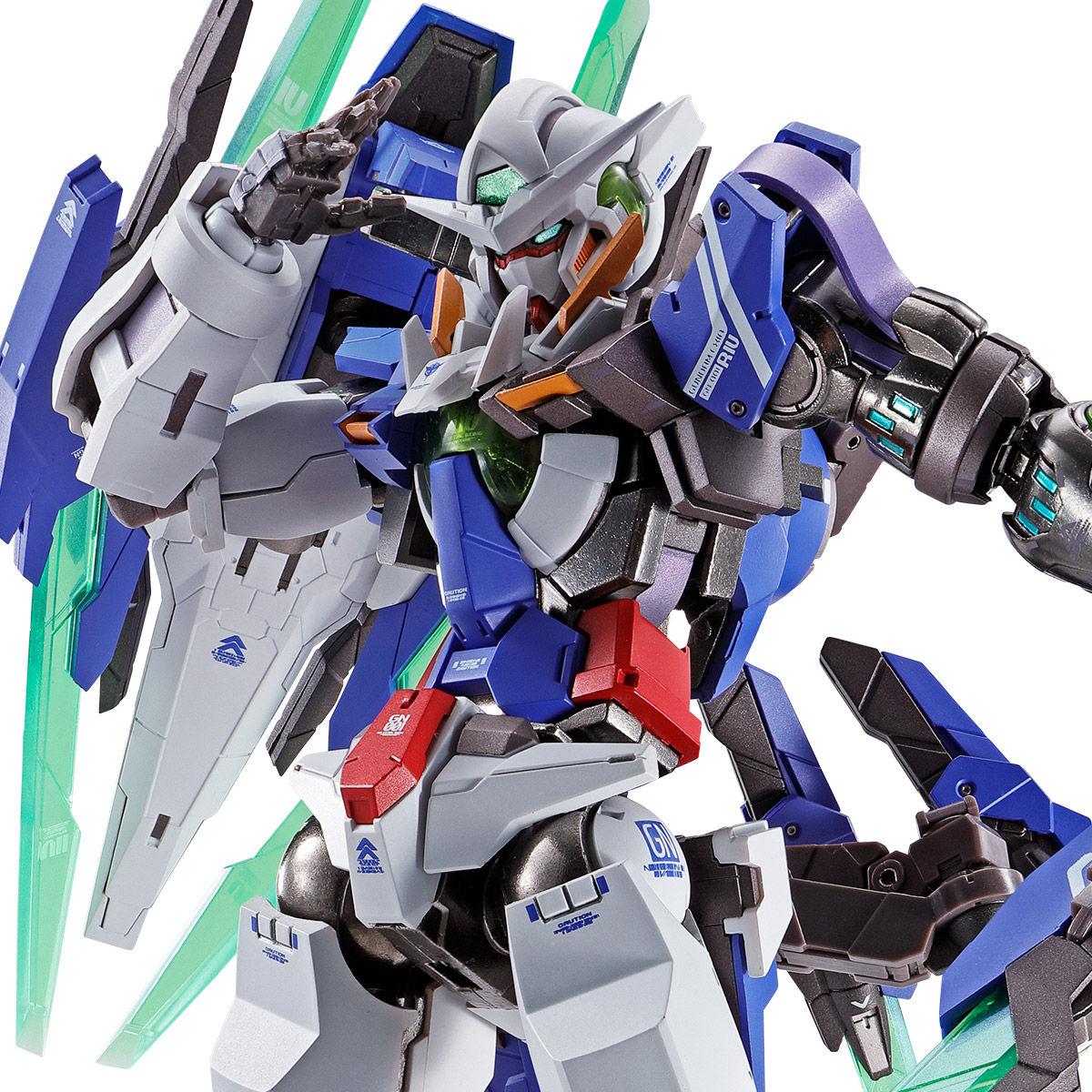 METAL BUILD『ガンダムエクシアリペアIV』機動戦士ガンダム00 可動フィギュア-001