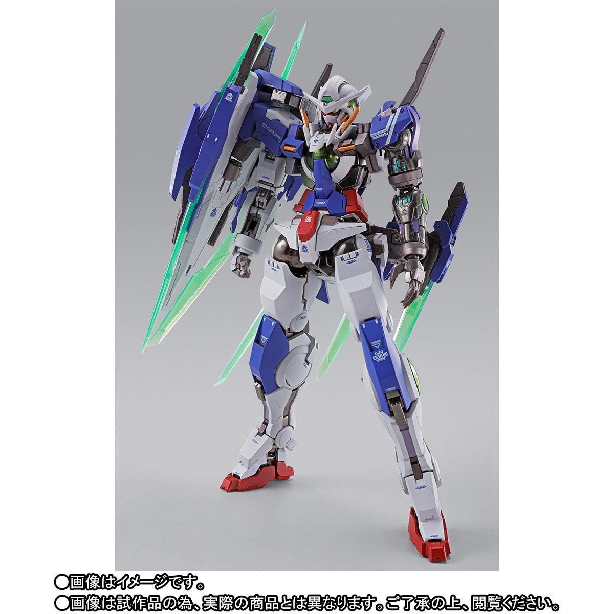 METAL BUILD『ガンダムエクシアリペアIV』機動戦士ガンダム00 可動フィギュア-002