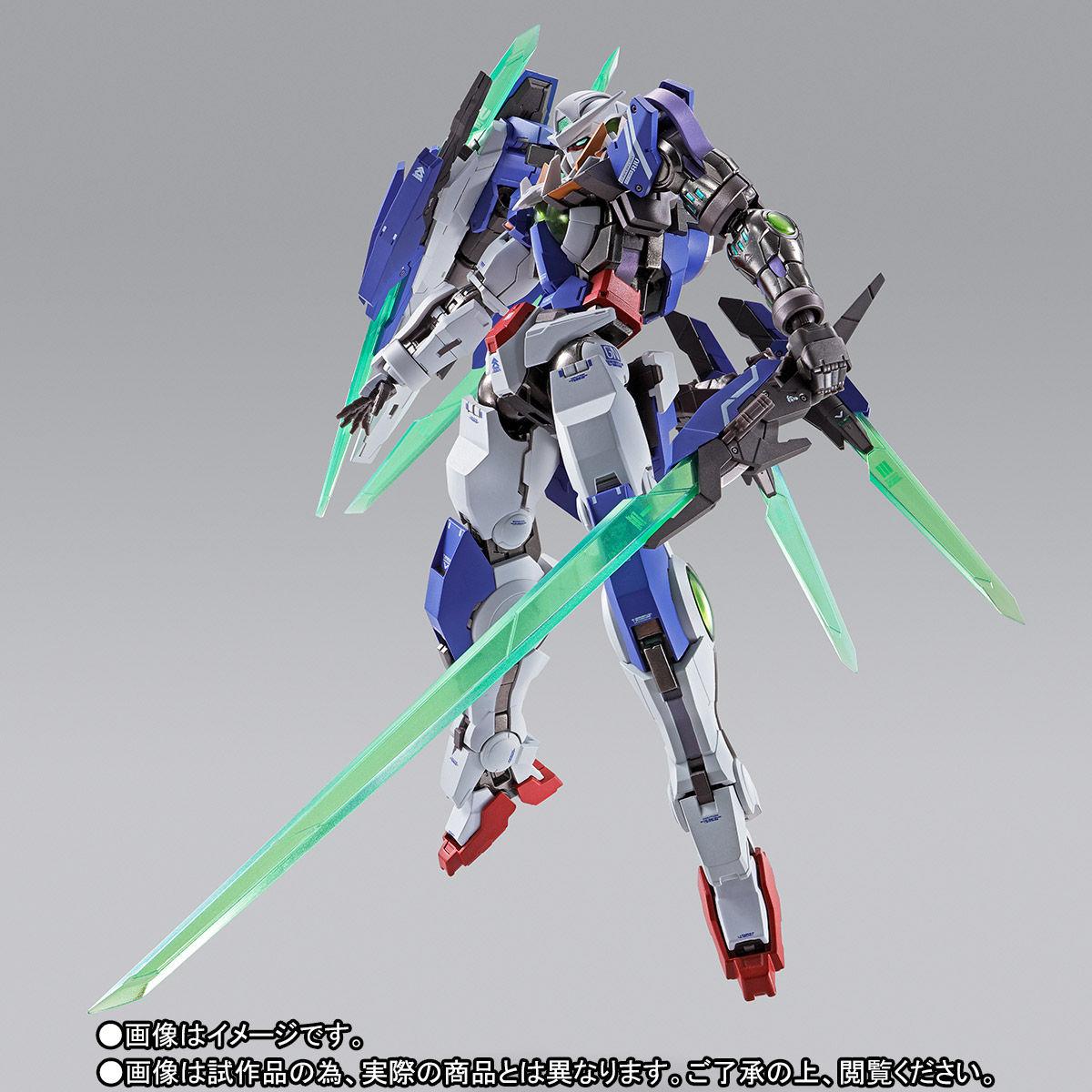 METAL BUILD『ガンダムエクシアリペアIV』機動戦士ガンダム00 可動フィギュア-003