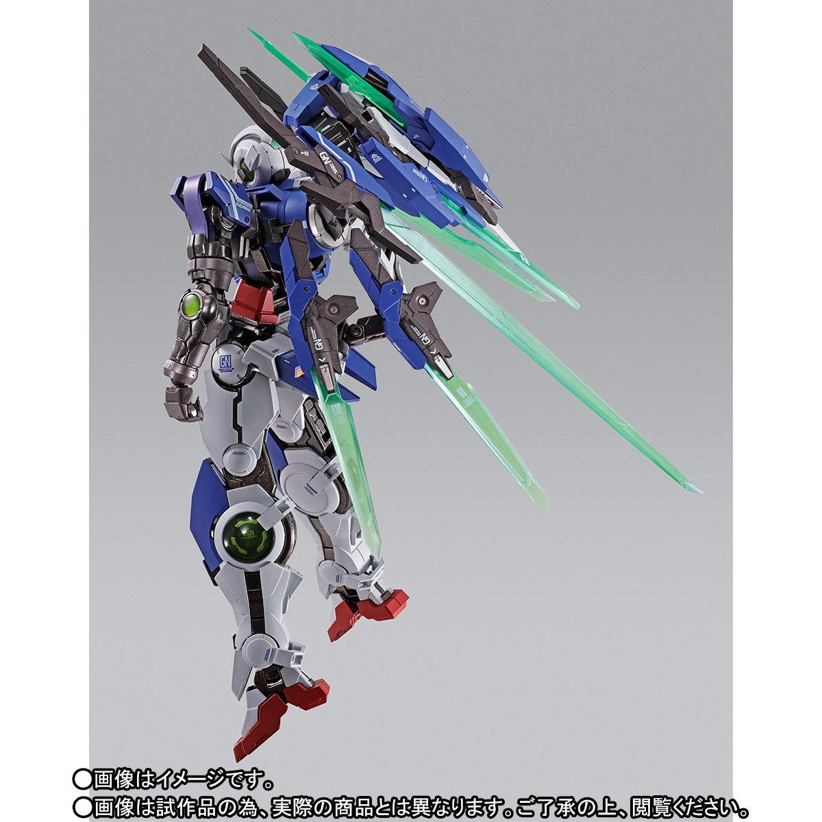 METAL BUILD『ガンダムエクシアリペアIV』機動戦士ガンダム00 可動フィギュア-004