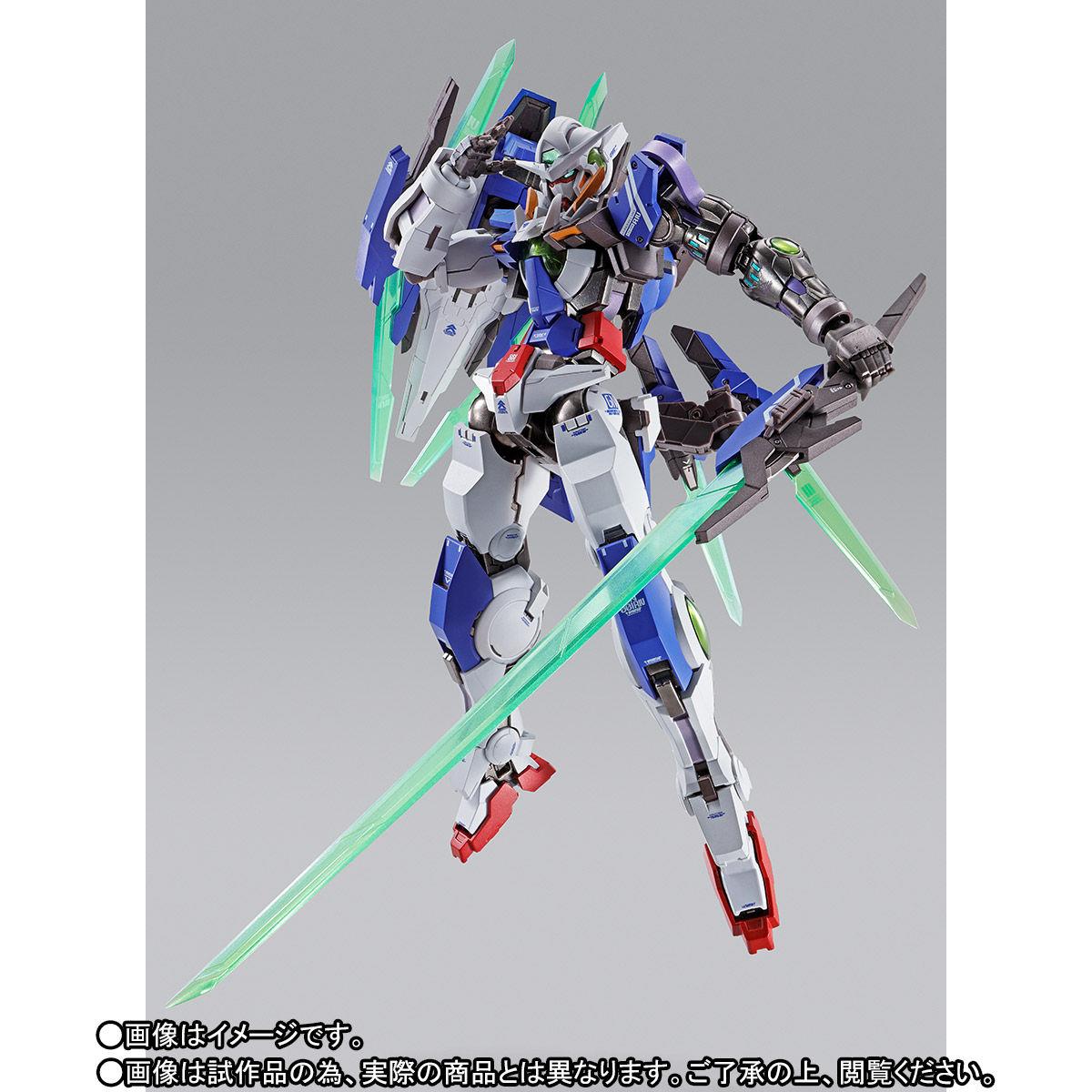 METAL BUILD『ガンダムエクシアリペアIV』機動戦士ガンダム00 可動フィギュア-005