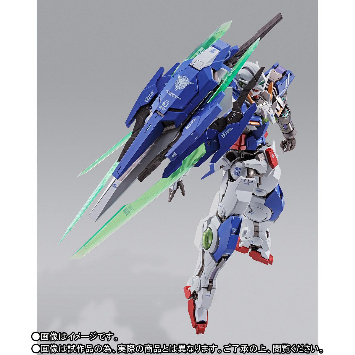 METAL BUILD『ガンダムエクシアリペアIV』機動戦士ガンダム00 可動フィギュア-006