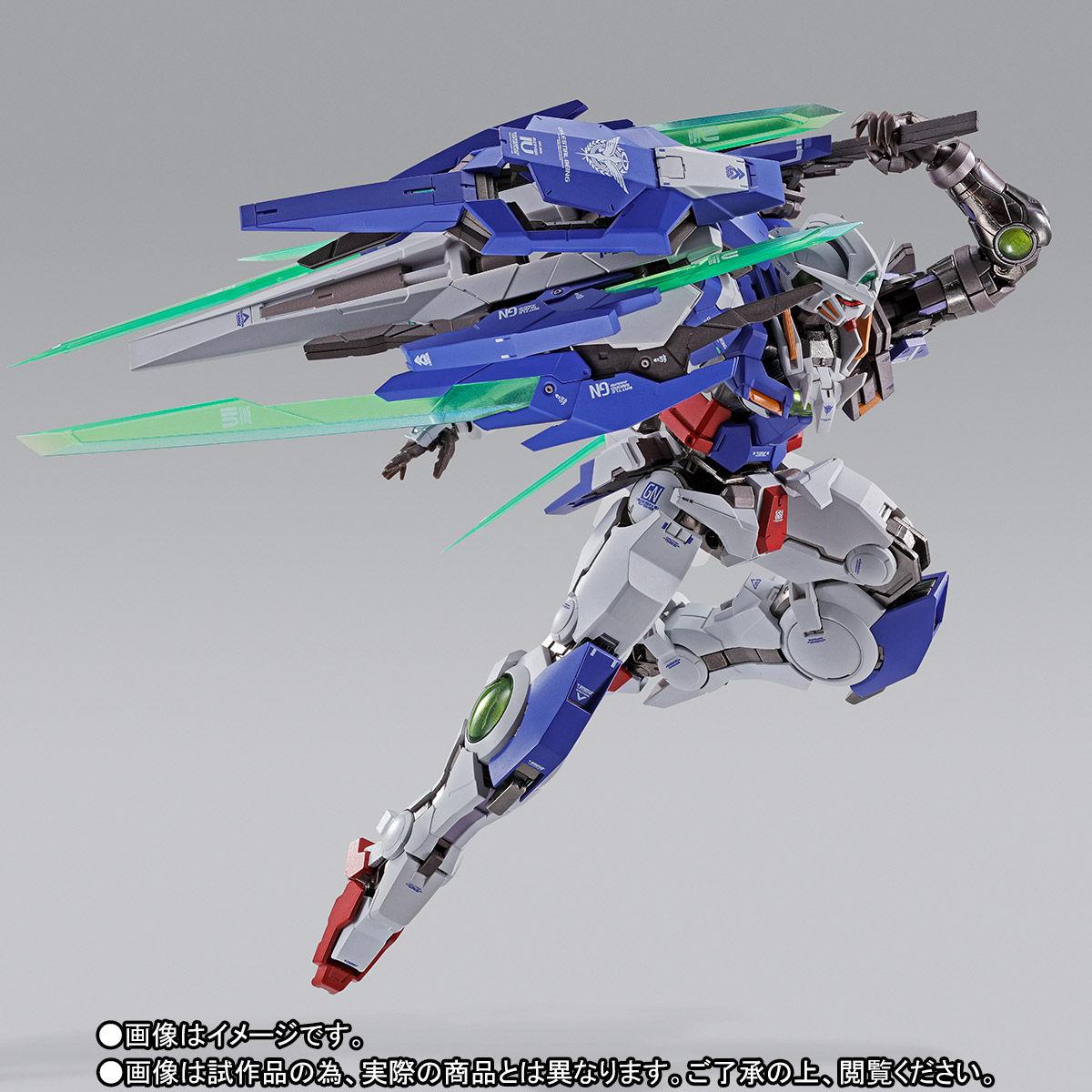 METAL BUILD『ガンダムエクシアリペアIV』機動戦士ガンダム00 可動フィギュア-007