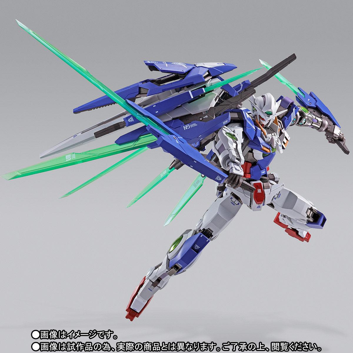 METAL BUILD『ガンダムエクシアリペアIV』機動戦士ガンダム00 可動フィギュア-008