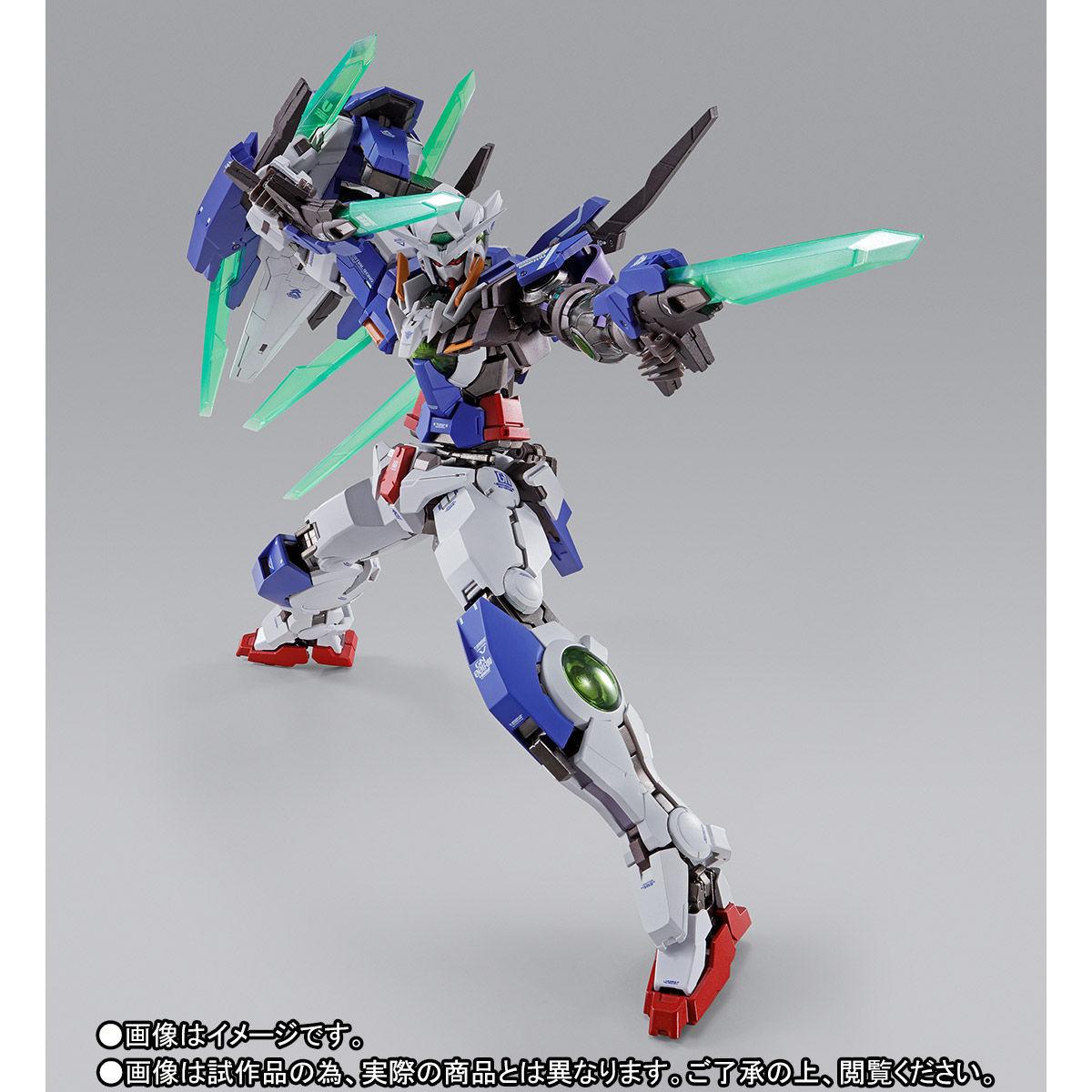 METAL BUILD『ガンダムエクシアリペアIV』機動戦士ガンダム00 可動フィギュア-009