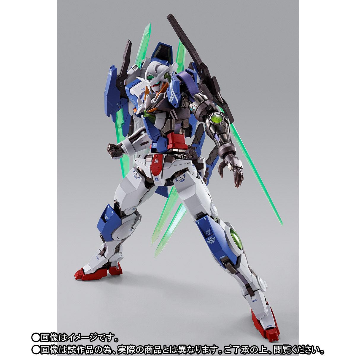 METAL BUILD『ガンダムエクシアリペアIV』機動戦士ガンダム00 可動フィギュア-010