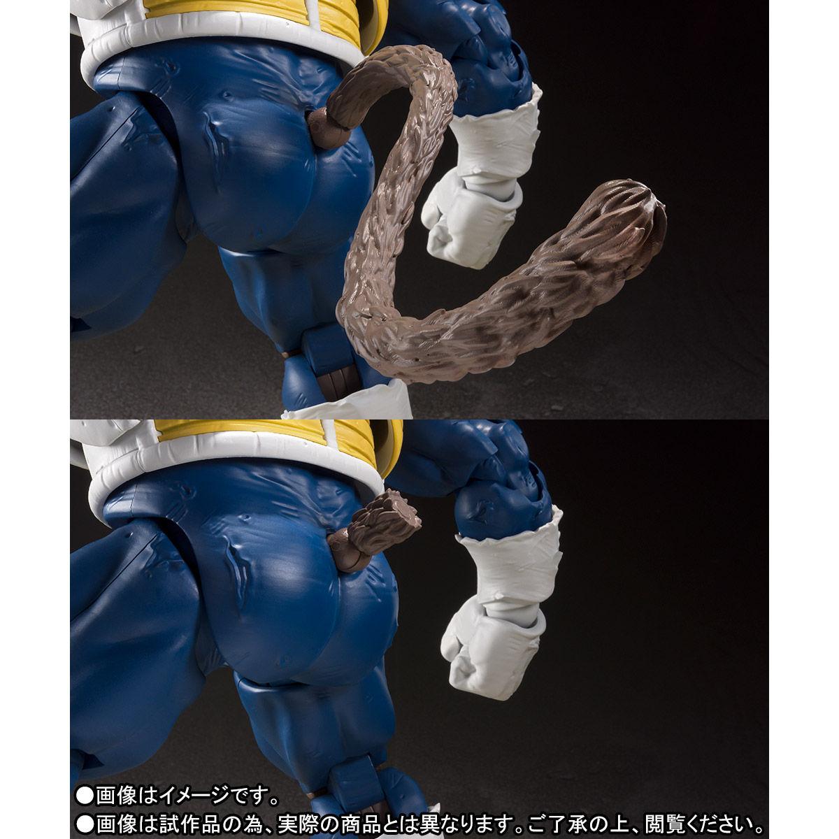【限定販売】S.H.Figuarts『大猿ベジータ』ドラゴンボールZ 可動フィギュア-008