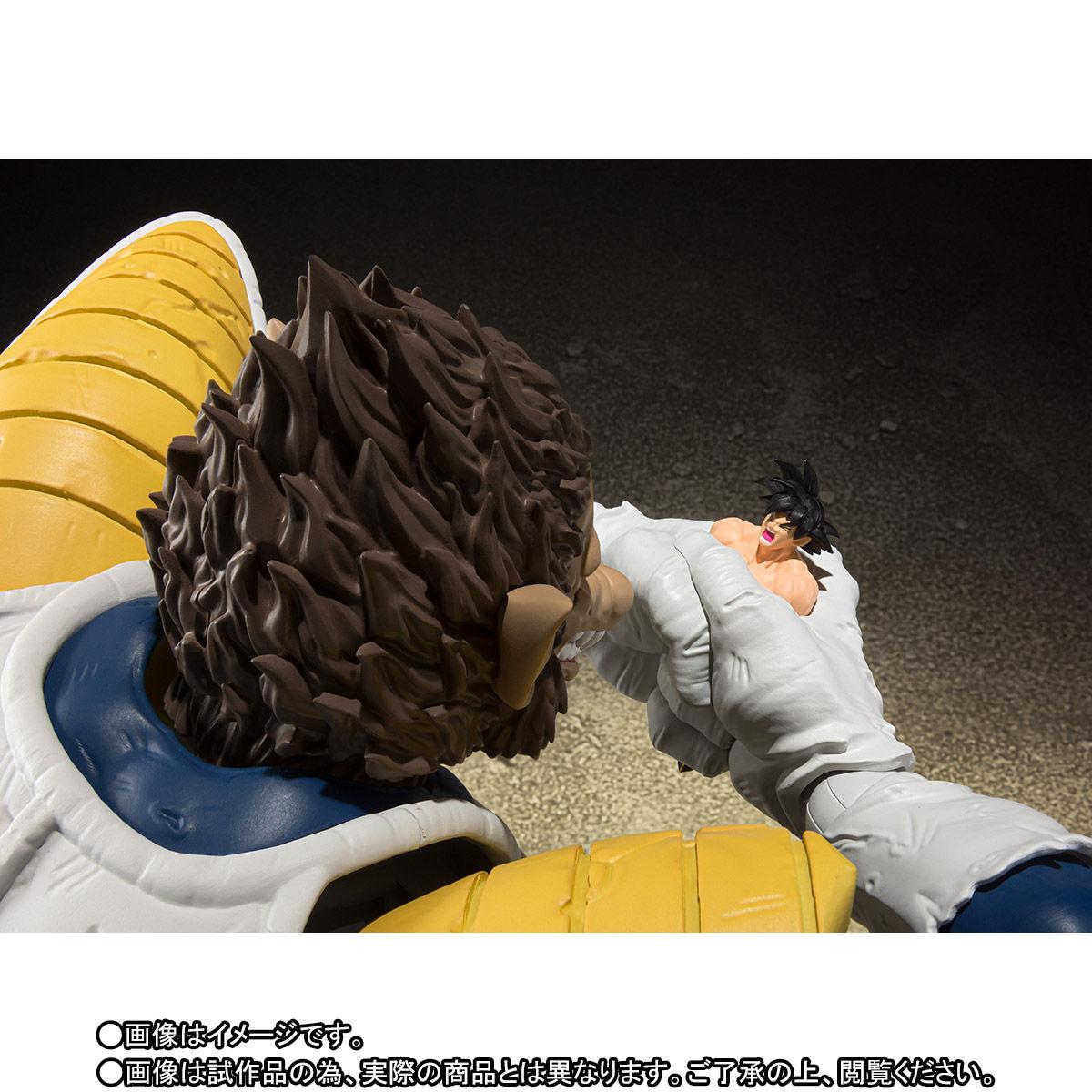 【限定販売】S.H.Figuarts『大猿ベジータ』ドラゴンボールZ 可動フィギュア-010