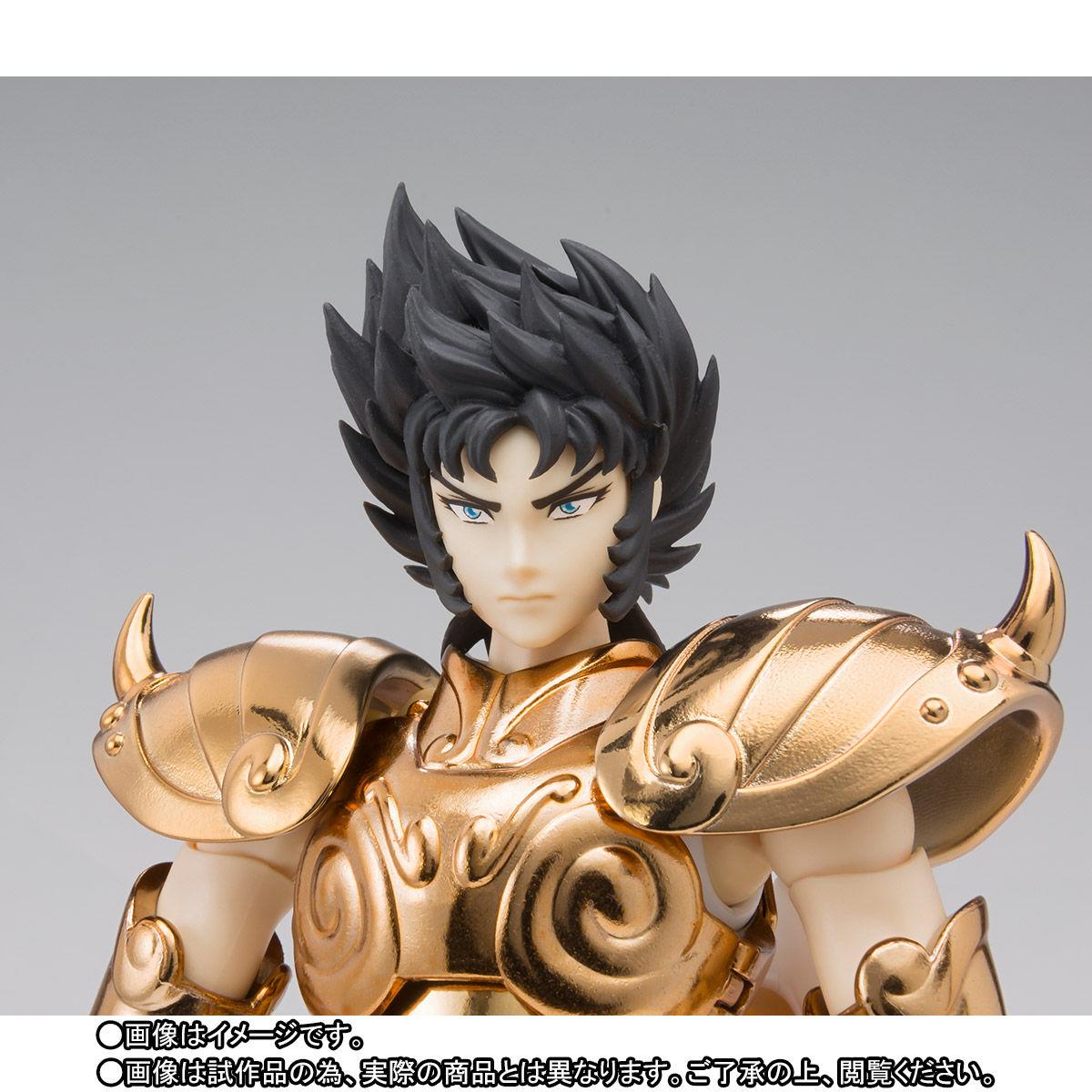 【限定販売】聖闘士聖衣神話EX『カプリコーンシュラ ~ORIGINAL COLOR EDITION~』可動フィギュア-003