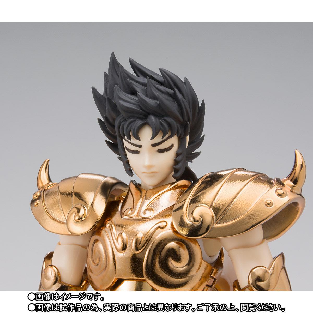 【限定販売】聖闘士聖衣神話EX『カプリコーンシュラ ~ORIGINAL COLOR EDITION~』可動フィギュア-006