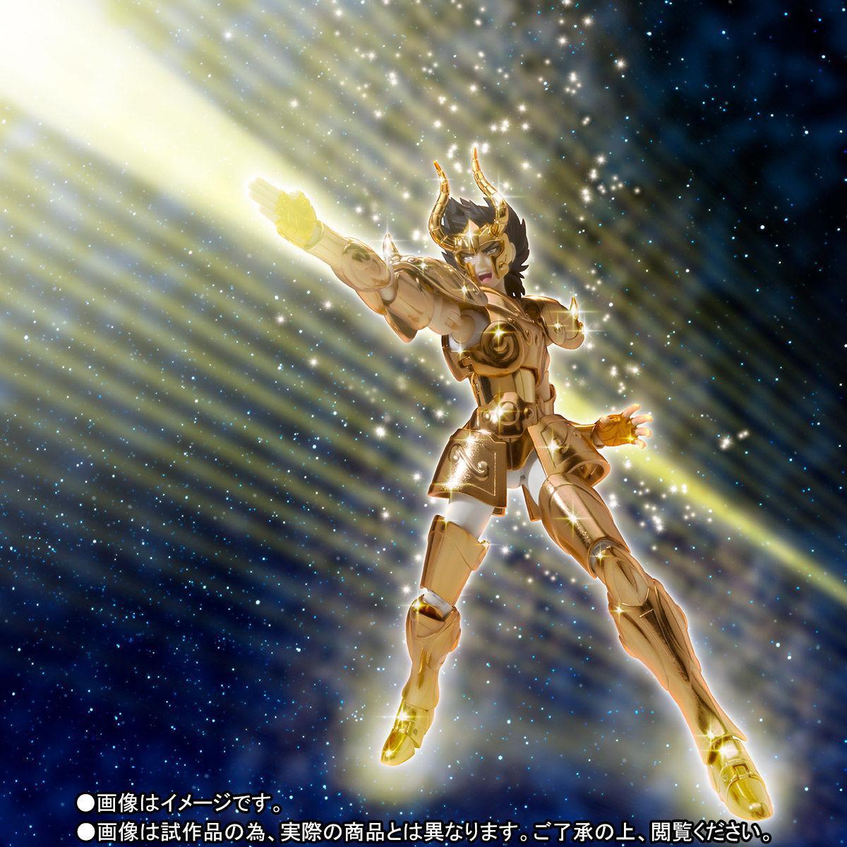 【限定販売】聖闘士聖衣神話EX『カプリコーンシュラ ~ORIGINAL COLOR EDITION~』可動フィギュア-008
