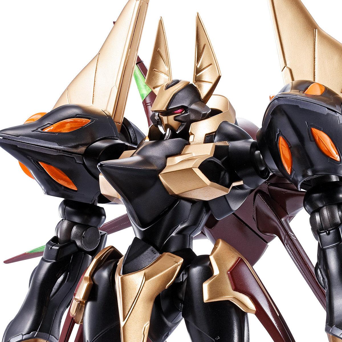 ROBOT魂〈SIDE KMF〉『ガウェイン ~BLACK REBELLION~』コードギアス 可動フィギュア-001