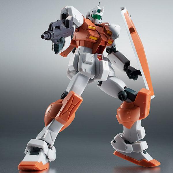 【限定販売】ROBOT魂〈SIDE MS〉『RGM-79 パワード・ジム ver. A.N.I.M.E.』ガンダム0083 可動フィギュア