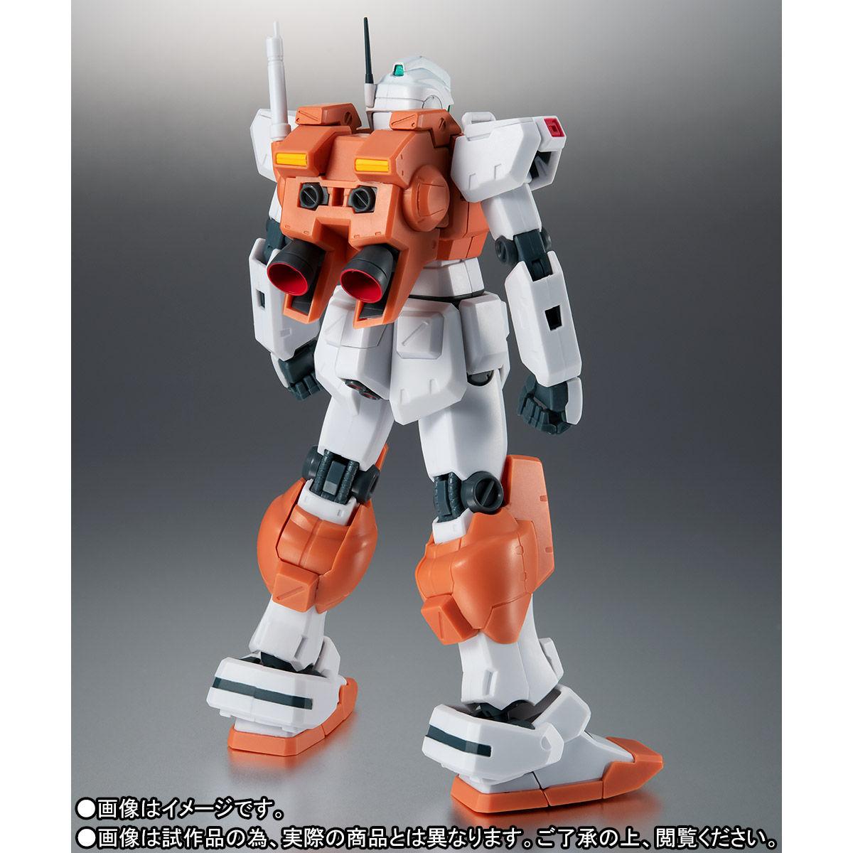 【限定販売】ROBOT魂〈SIDE MS〉『RGM-79 パワード・ジム ver. A.N.I.M.E.』ガンダム0083 可動フィギュア-003