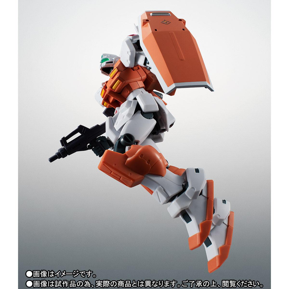 【限定販売】ROBOT魂〈SIDE MS〉『RGM-79 パワード・ジム ver. A.N.I.M.E.』ガンダム0083 可動フィギュア-006