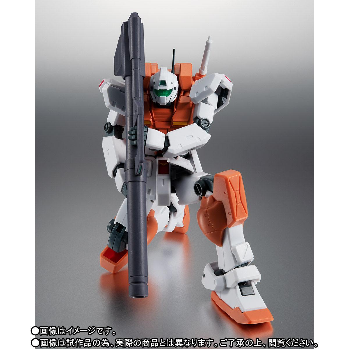 【限定販売】ROBOT魂〈SIDE MS〉『RGM-79 パワード・ジム ver. A.N.I.M.E.』ガンダム0083 可動フィギュア-008
