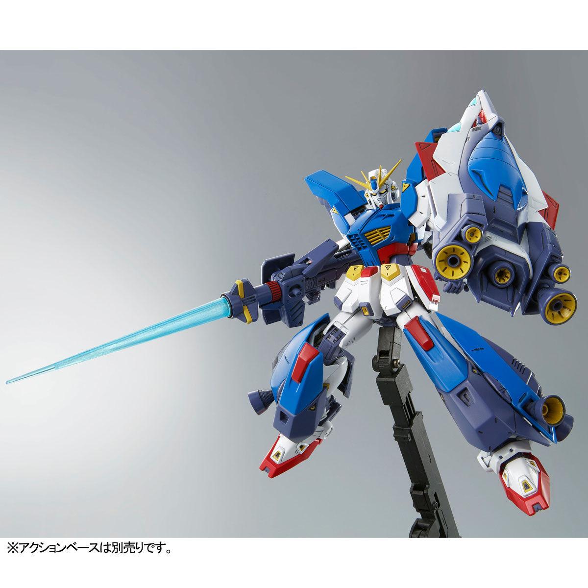 【限定販売】MG 1/100『ガンダムF90II Iタイプ』プラモデル-004