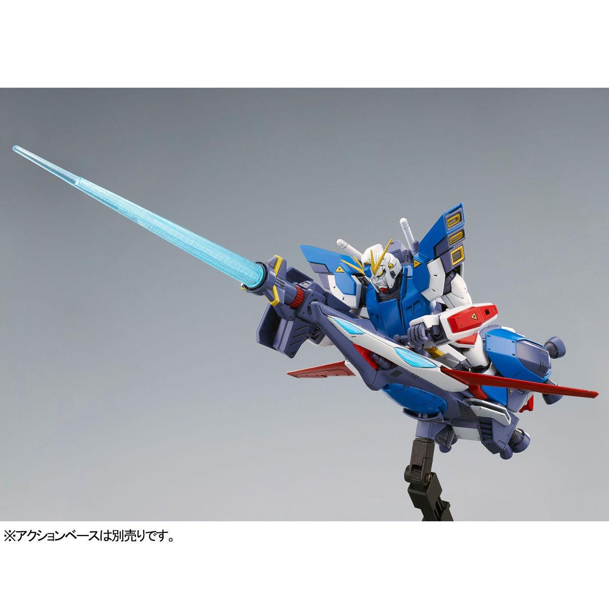 【限定販売】MG 1/100『ガンダムF90II Iタイプ』プラモデル-005