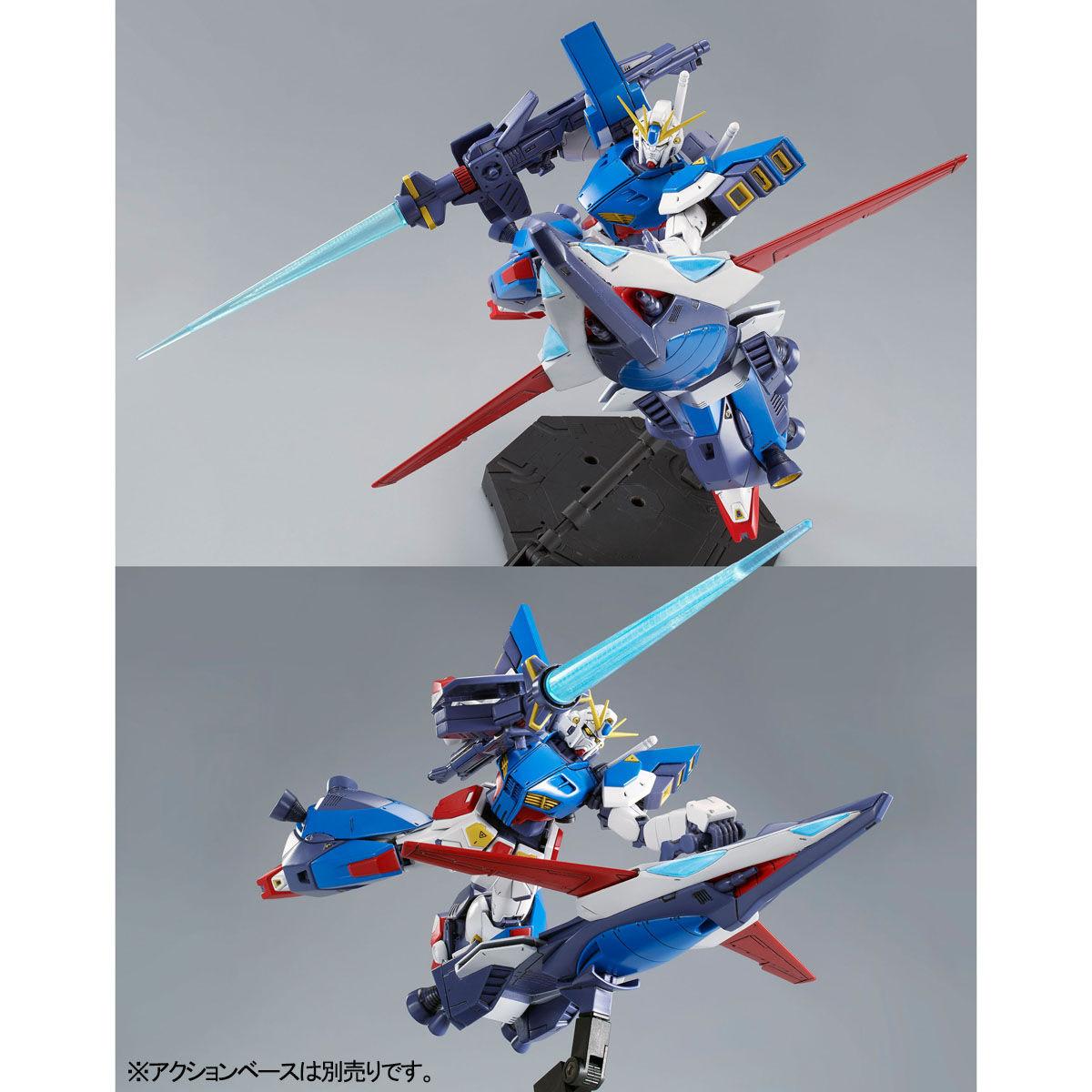 【限定販売】MG 1/100『ガンダムF90II Iタイプ』プラモデル-006