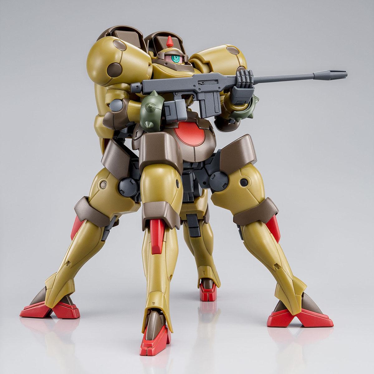 【限定販売】HG 1/144『デスビースト』機動武闘伝Gガンダム プラモデル-003