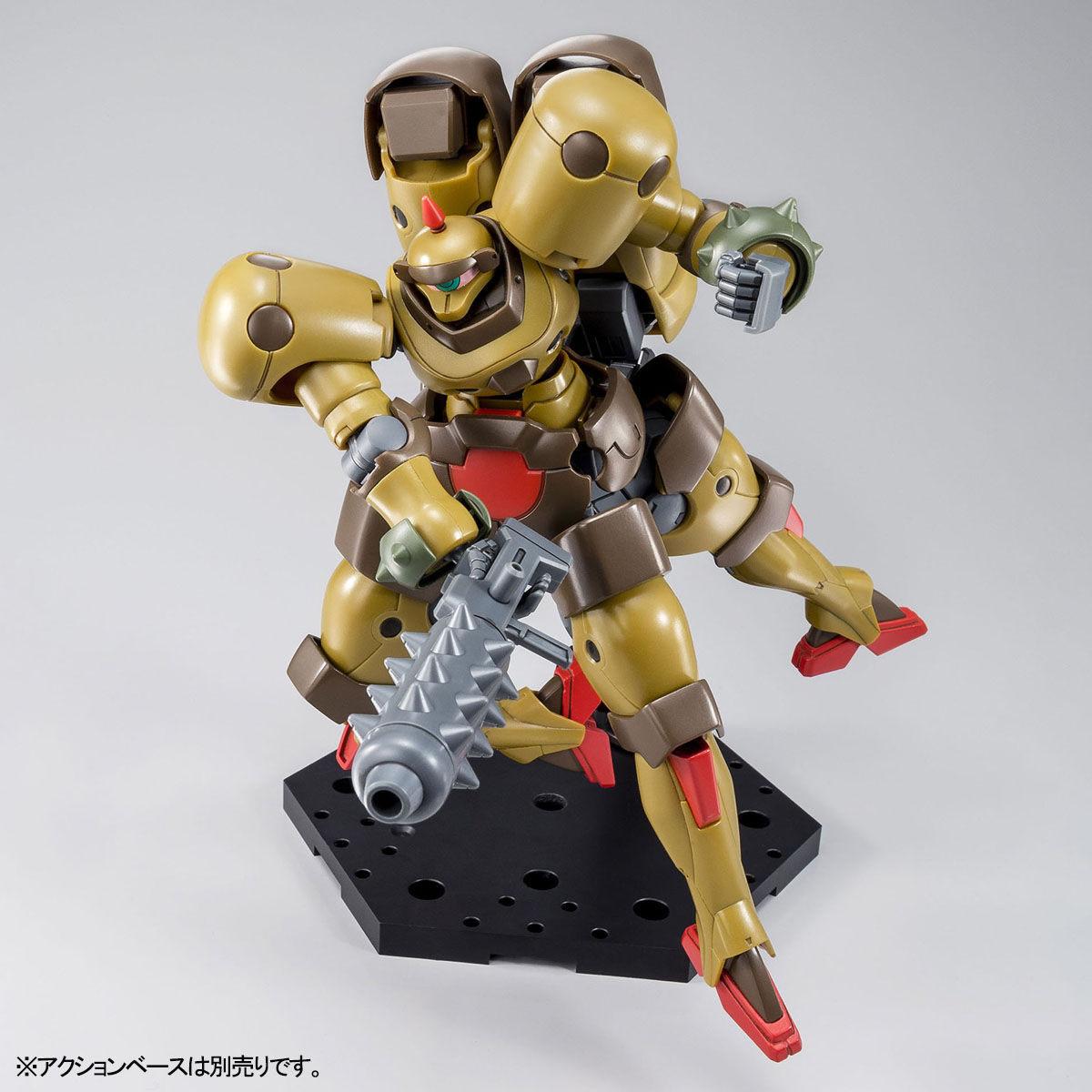 【限定販売】HG 1/144『デスビースト』機動武闘伝Gガンダム プラモデル-008