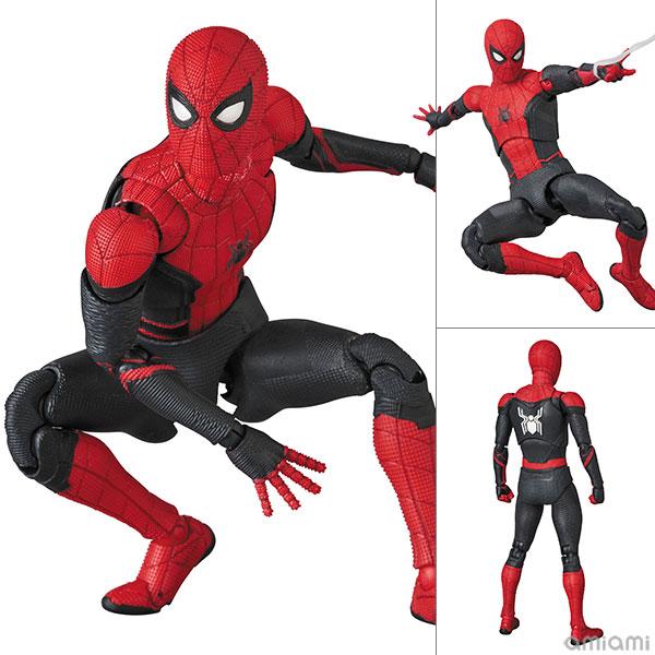 マフェックス No.113 MAFEX『スパイダーマン アップグレードスーツ/ SPIDER-MAN Upgraded Suit』アクションフィギュア