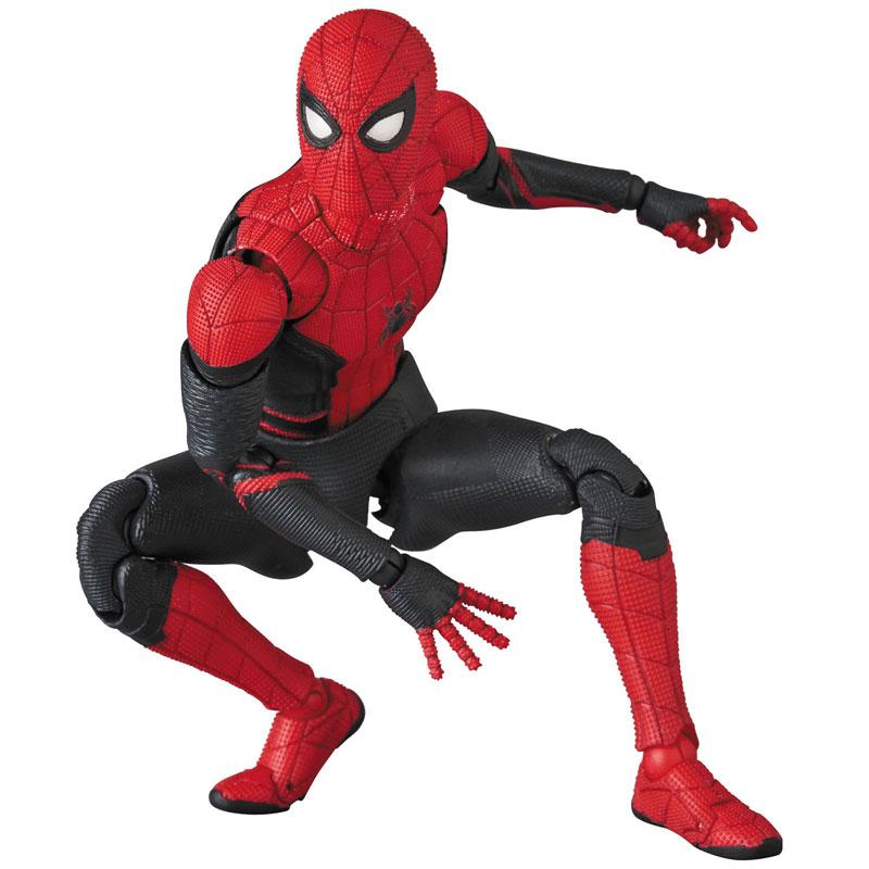 マフェックス No.113 MAFEX『スパイダーマン アップグレードスーツ/ SPIDER-MAN Upgraded Suit』アクションフィギュア-001