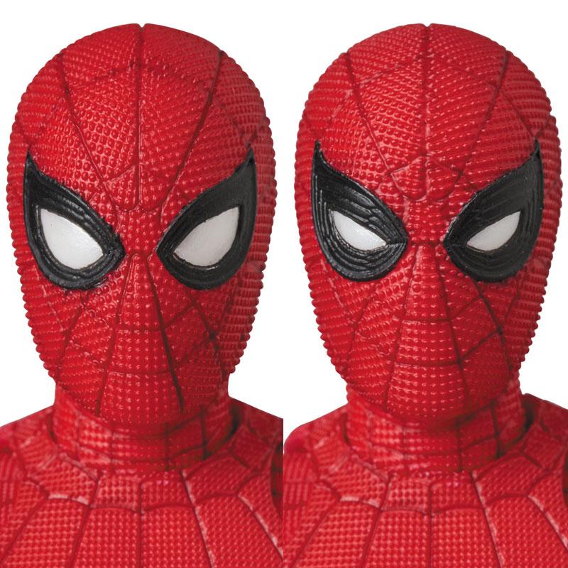 マフェックス No.113 MAFEX『スパイダーマン アップグレードスーツ/ SPIDER-MAN Upgraded Suit』アクションフィギュア-003