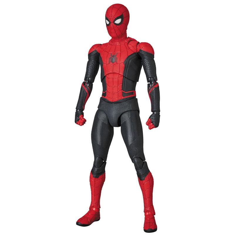 マフェックス No.113 MAFEX『スパイダーマン アップグレードスーツ/ SPIDER-MAN Upgraded Suit』アクションフィギュア-004