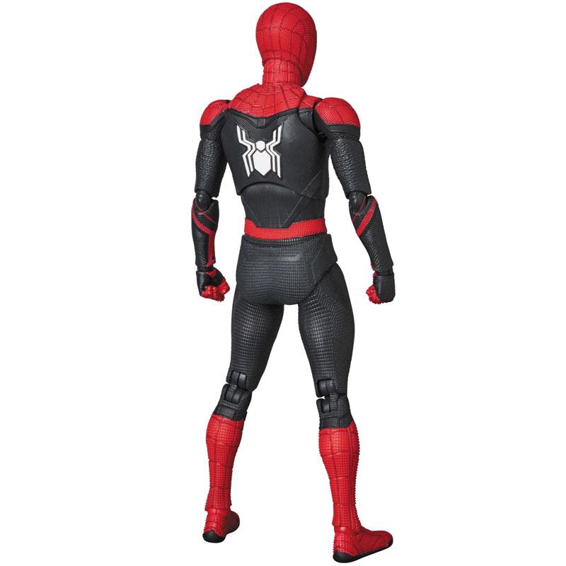 マフェックス No.113 MAFEX『スパイダーマン アップグレードスーツ/ SPIDER-MAN Upgraded Suit』アクションフィギュア-005