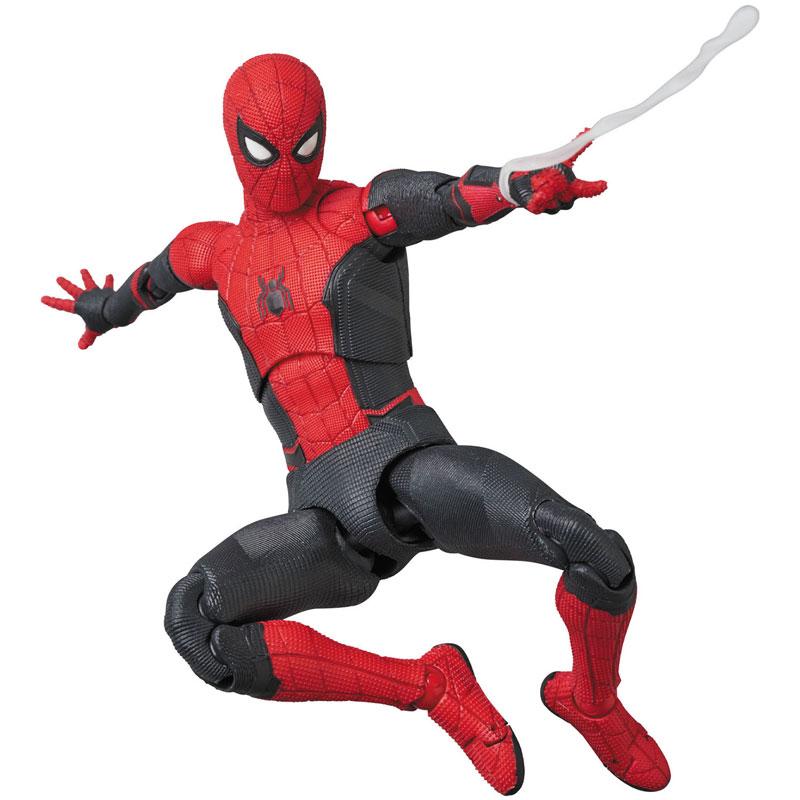 マフェックス No.113 MAFEX『スパイダーマン アップグレードスーツ/ SPIDER-MAN Upgraded Suit』アクションフィギュア-006