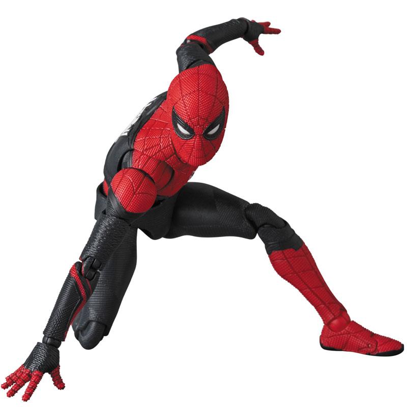 マフェックス No.113 MAFEX『スパイダーマン アップグレードスーツ/ SPIDER-MAN Upgraded Suit』アクションフィギュア-008