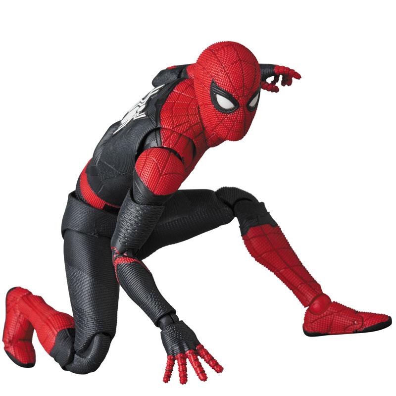 マフェックス No.113 MAFEX『スパイダーマン アップグレードスーツ/ SPIDER-MAN Upgraded Suit』アクションフィギュア-009