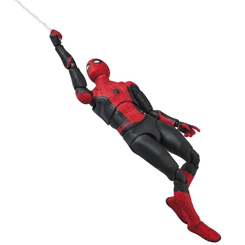 マフェックス No.113 MAFEX『スパイダーマン アップグレードスーツ/ SPIDER-MAN Upgraded Suit』アクションフィギュア-010